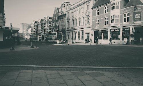 Základová fotografie zdarma na téma akcie, architektura, Británie