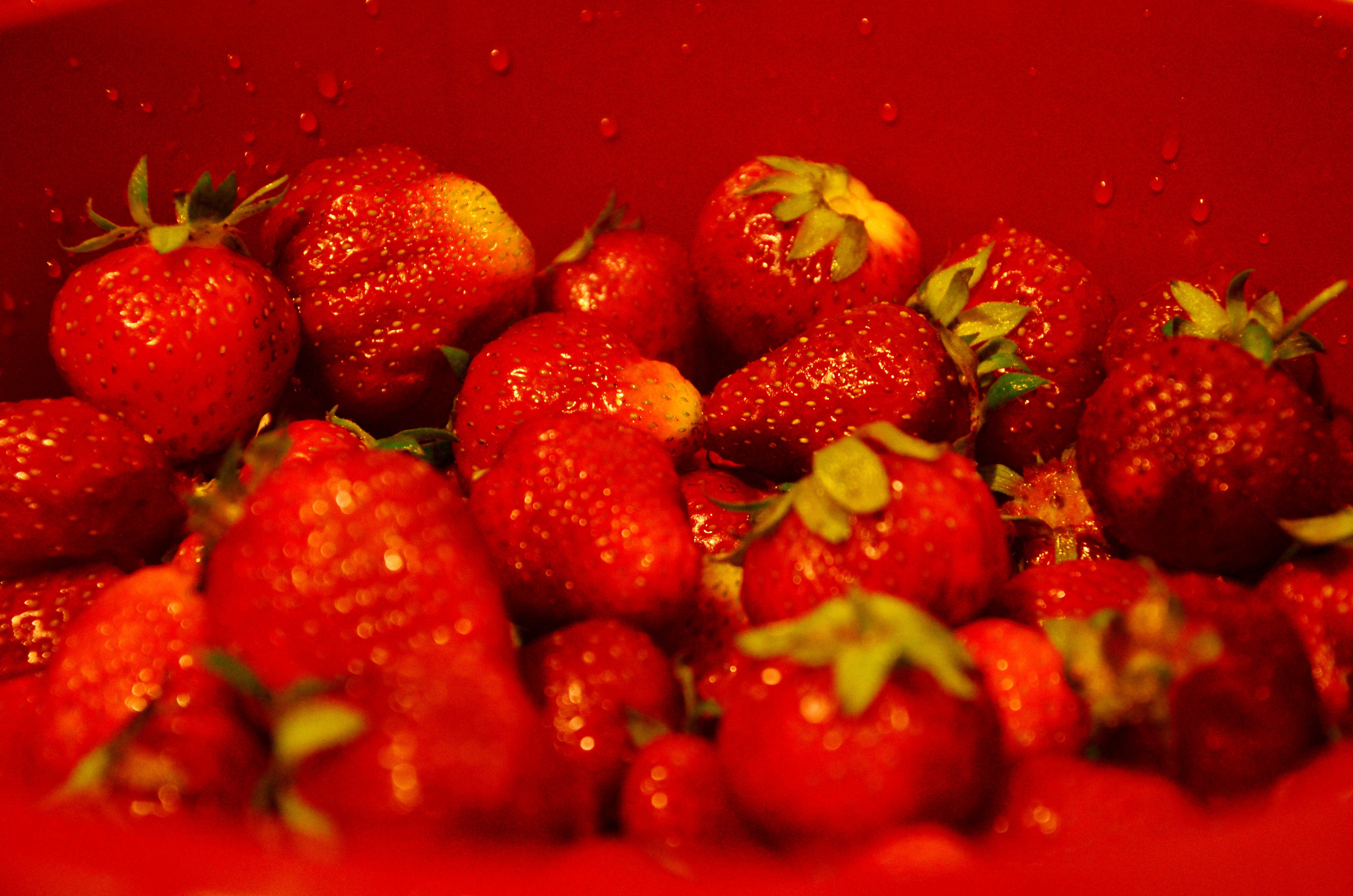 Free stock photo of fruits, healthy, strawberries