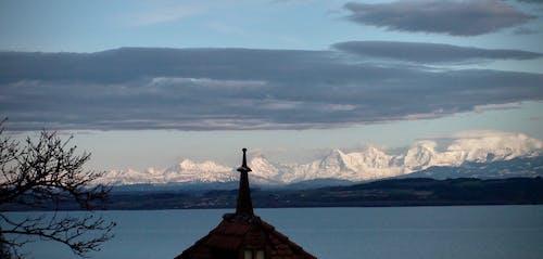 Fotobanka sbezplatnými fotkami na tému alpes, lago, neuchã ¢ tel
