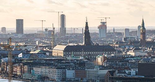 Fotos de stock gratuitas de capital, edificios, edificios de oficinas