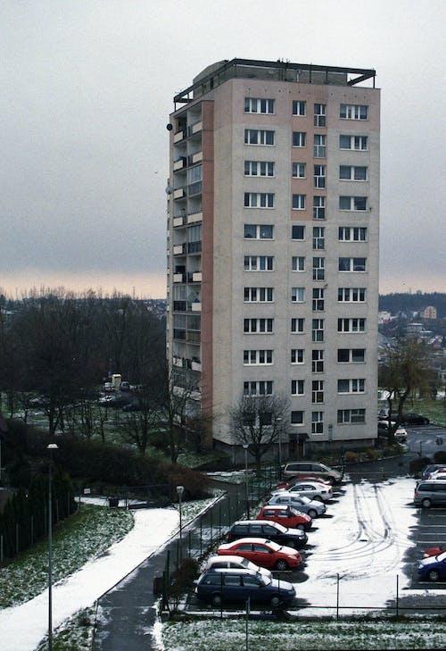 Ingyenes stockfotó #bigcitylife #block #poland #here #now #analog témában