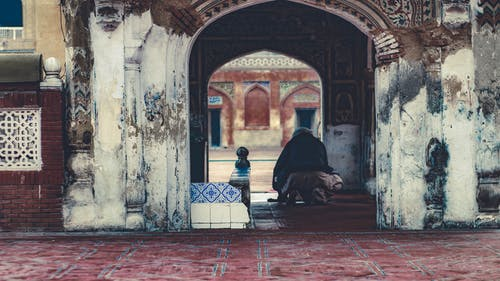 Immagine gratuita di mogol, moschea, muri, pulito