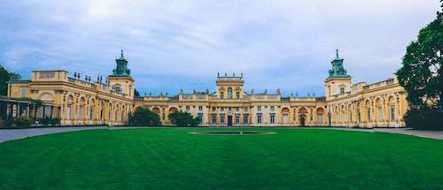 全景, 天空, 建造, 波蘭 的 免費圖庫相片