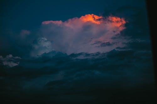 Free stock photo of clouds, clouds in the sky, dark clouds