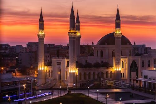 反射, 土耳其的, 城市 的 免費圖庫相片