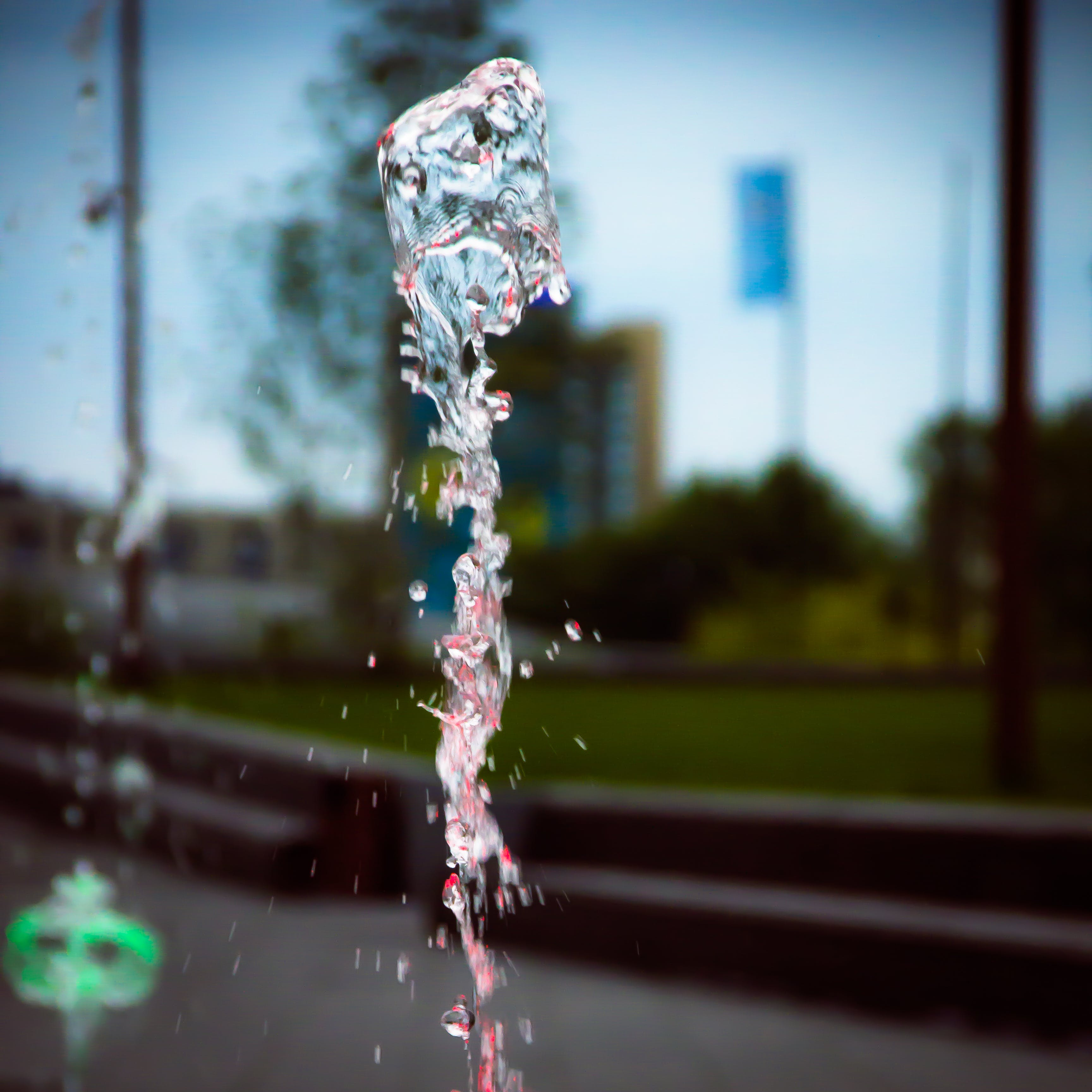 Free stock photo of water, fountain