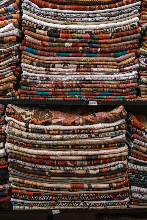 Fotobanka sbezplatnými fotkami na tému akcia, bavlna, bazár