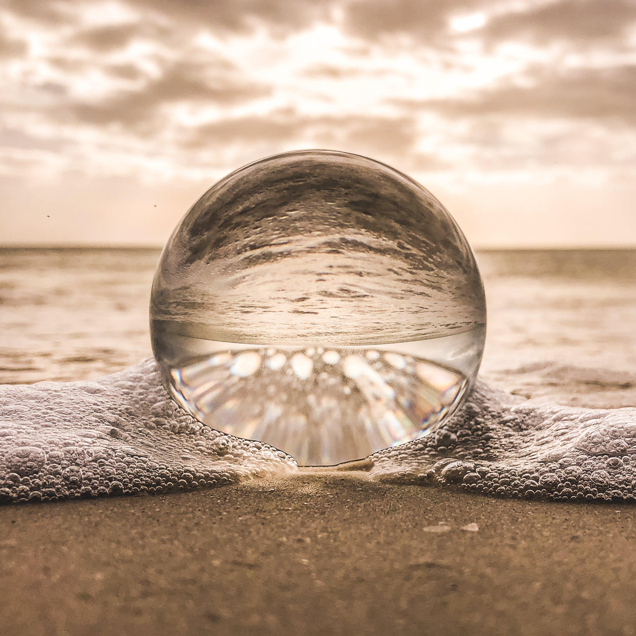 Бесплатное стоковое фото с берег моря, вода, максросъемка, море