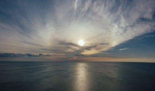 Fotos de stock gratuitas de agua, amanecer, cielo, escénico