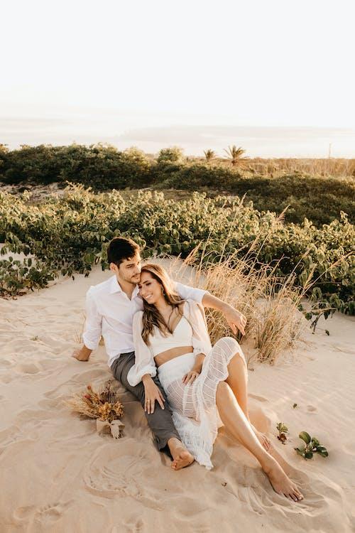 Ingyenes stockfotó dűne, esküvő, homok témában