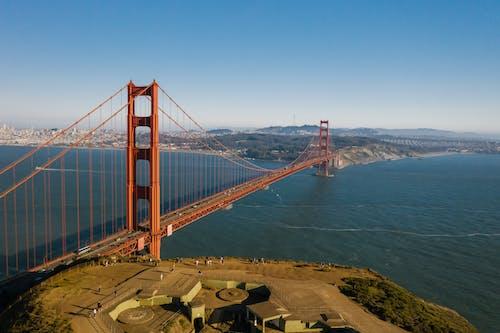Gratis lagerfoto af arkitektur, berømte vartegn, bro