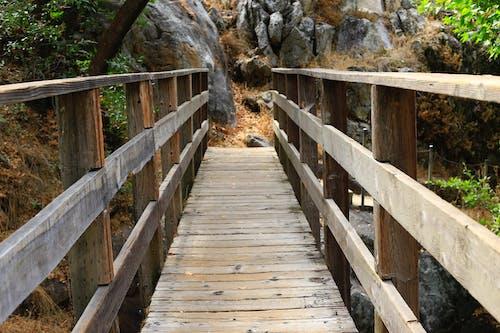 Gratis arkivbilde med bro, gangbro