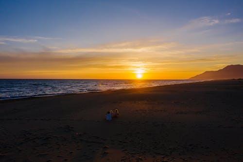 Ảnh lưu trữ miễn phí về bầu trời, biển, bình minh