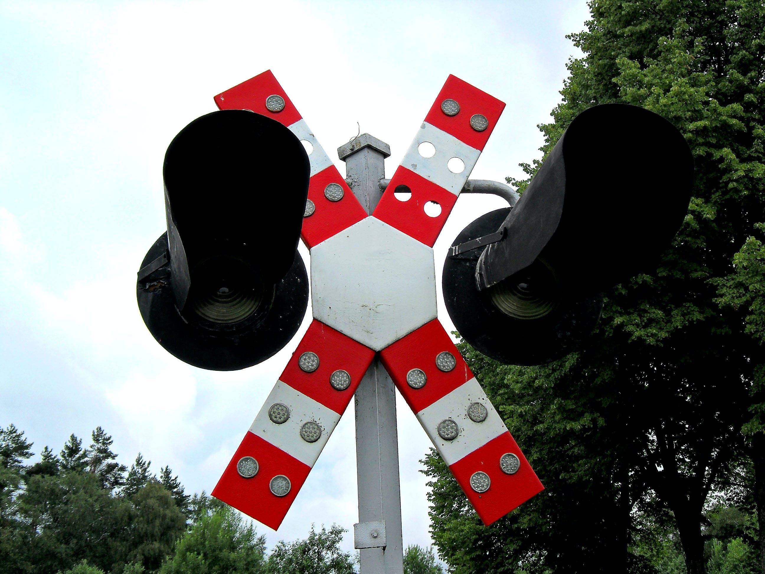 Free stock photo of rail traffic light, railway, traffic light