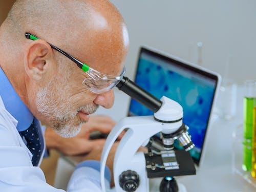 Kostenloses Stock Foto zu analyse, biochemie, biologie