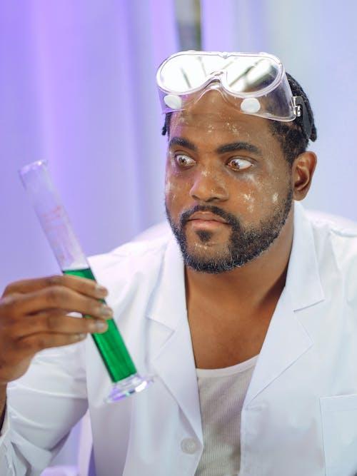 Kostenloses Stock Foto zu analyse, biochemie, biologe