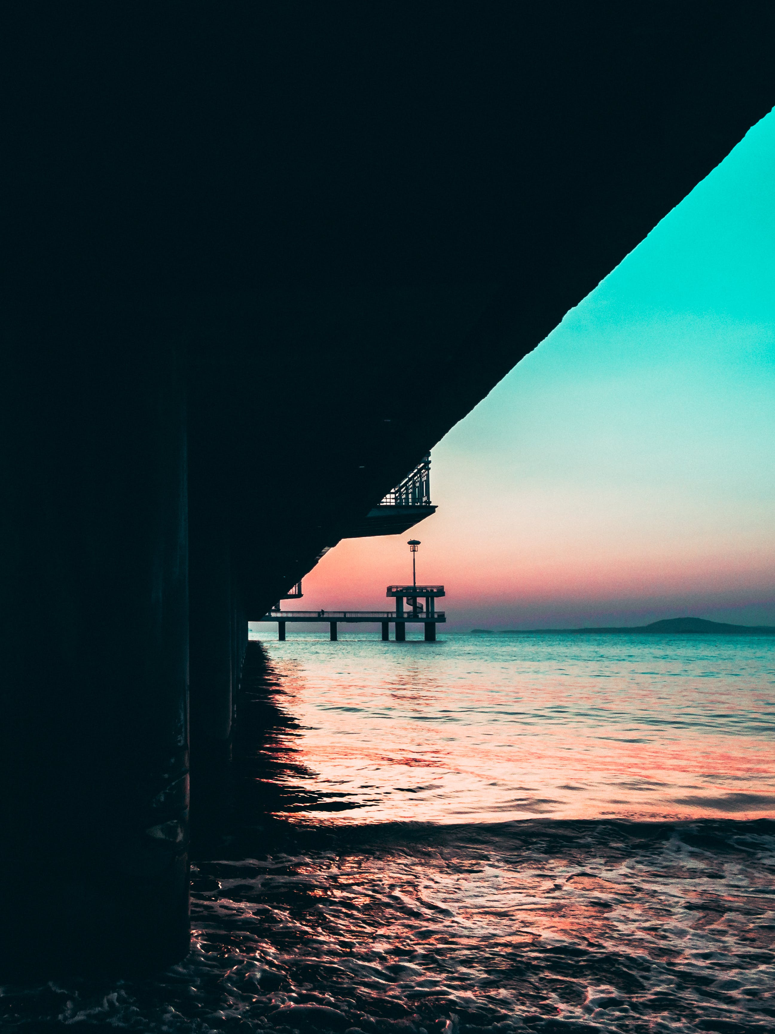 Landscape Photo of Dock