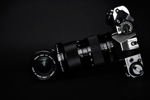 Gratis stockfoto met camera, cameralens, canon, chroom