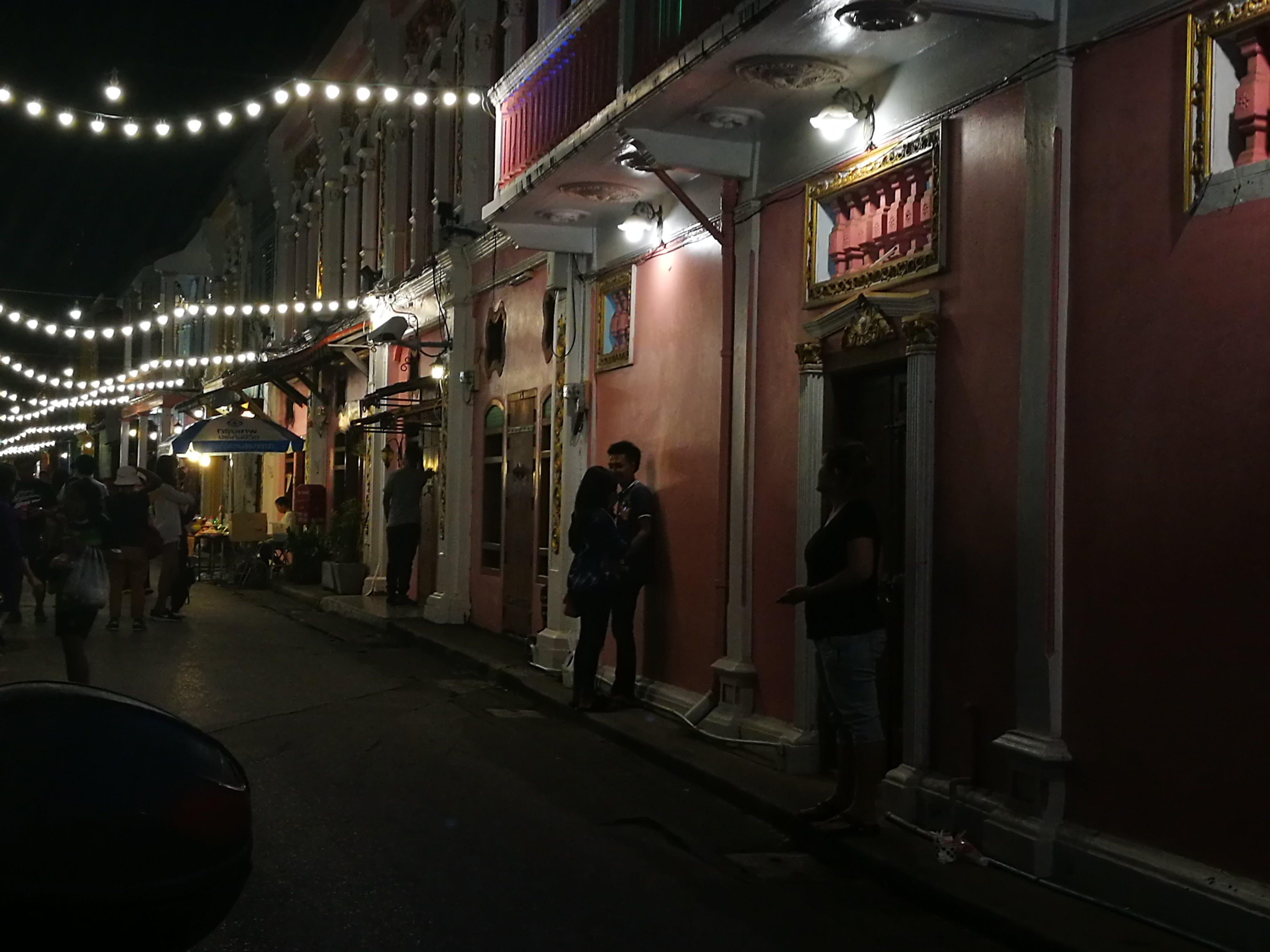 Free stock photo of love, night, phuket, romantic
