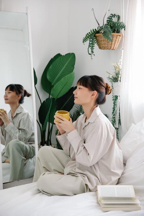 Free stock photo of adult, coffee, enjoyment