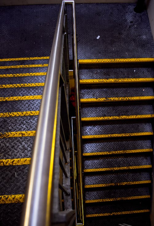 Free stock photo of city, downstairs, focus, gray
