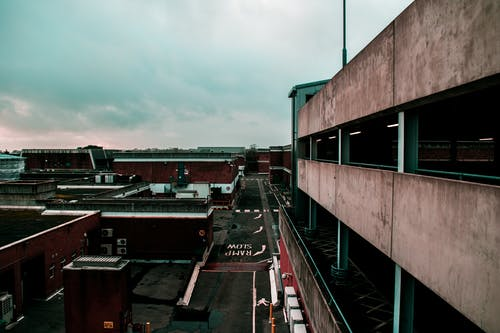 Free stock photo of above, city, city center, city scape