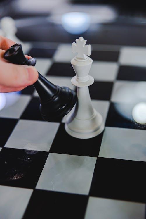Безкоштовне стокове фото на тему «jogo, xadrez, гра»