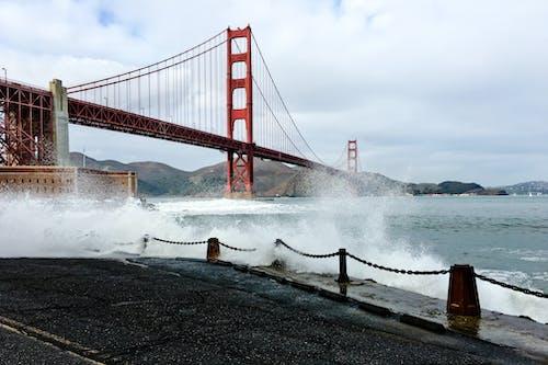 คลังภาพถ่ายฟรี ของ ซานฟรานซิสโก, ตอนกลางวัน, น้ำ, น้ำกระจาย