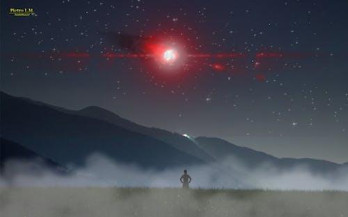 Kostenloses Stock Foto zu Ãœberzeugung eines attentäters, asteroiden, darkplayer_yt, fantasie