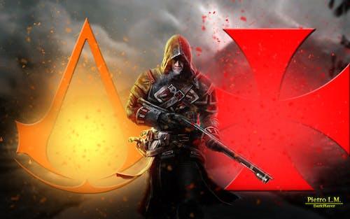 afiş, assassin's creed, darkplayer_yt içeren Ücretsiz stok fotoğraf
