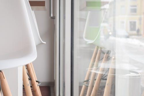 Free stock photo of glass window, home interior, interior