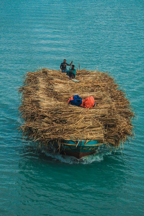 Photos gratuites de bateau, corde, eau