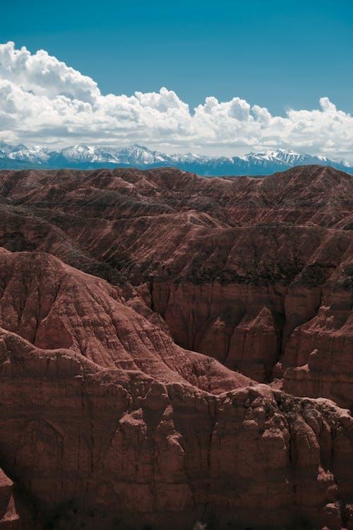 Gratis stockfoto met canyon, dor, droog