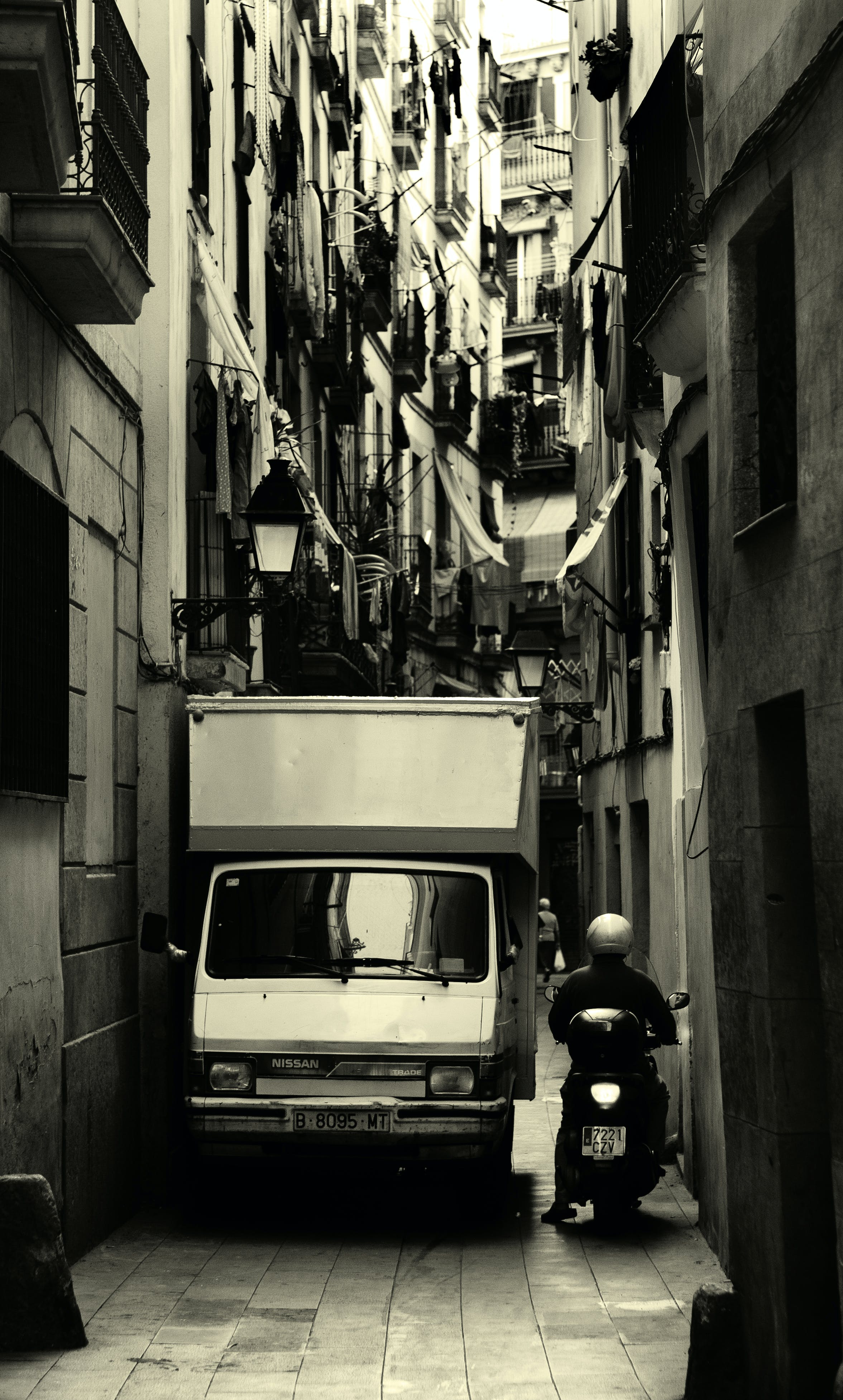 Free stock photo of barcelona, BCN, street