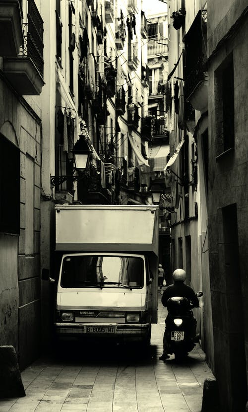 Free stock photo of barcelona, BCN, street