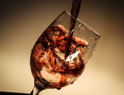 Free stock photo of Copa, glass, vino, wine