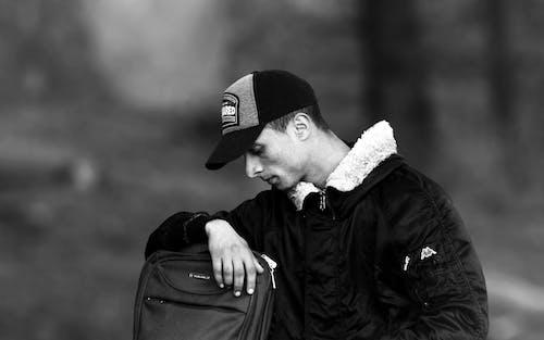 남자, 도보 여행자, 등산하다, 모델의 무료 스톡 사진