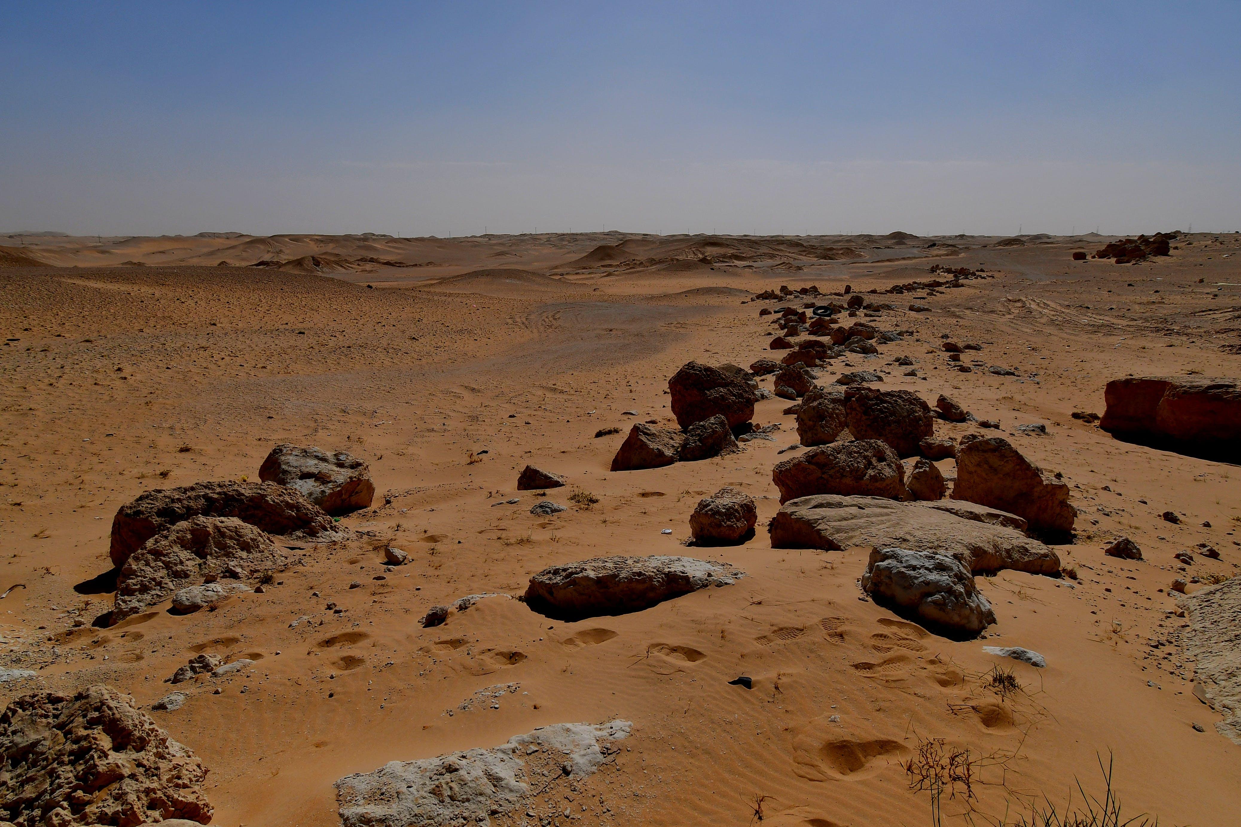 Gratis stockfoto met rotsen, woestijn