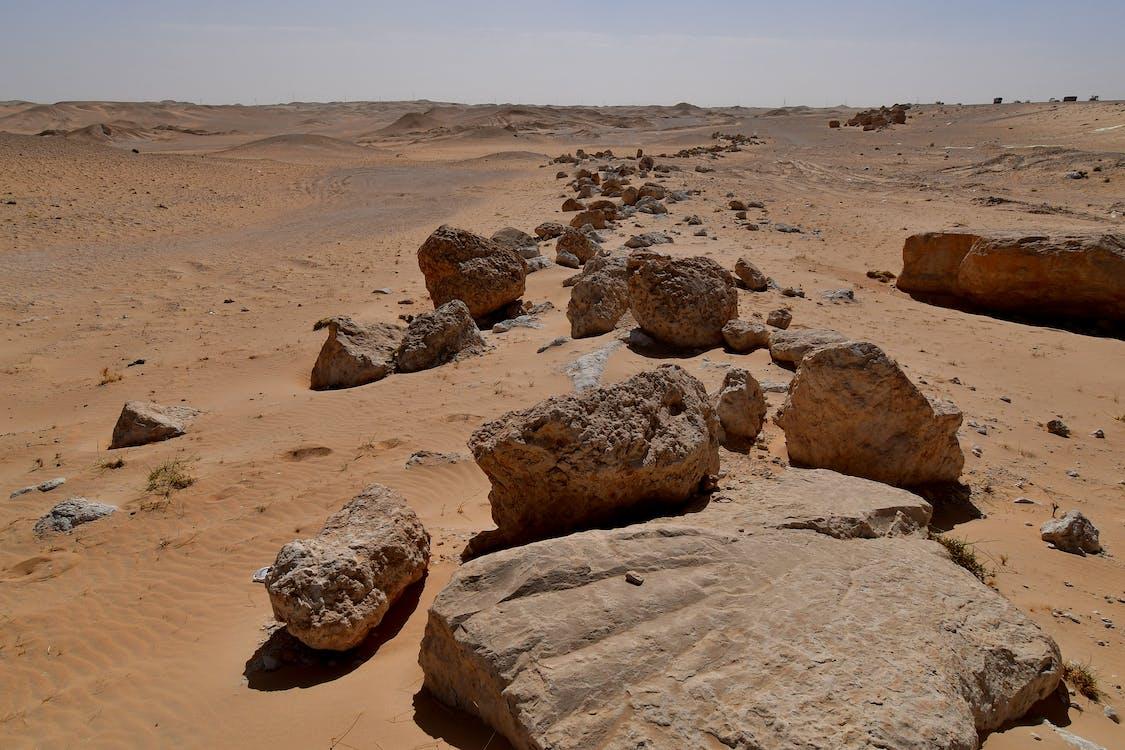 rocky mountain, rotsachtige Berg, woestijn