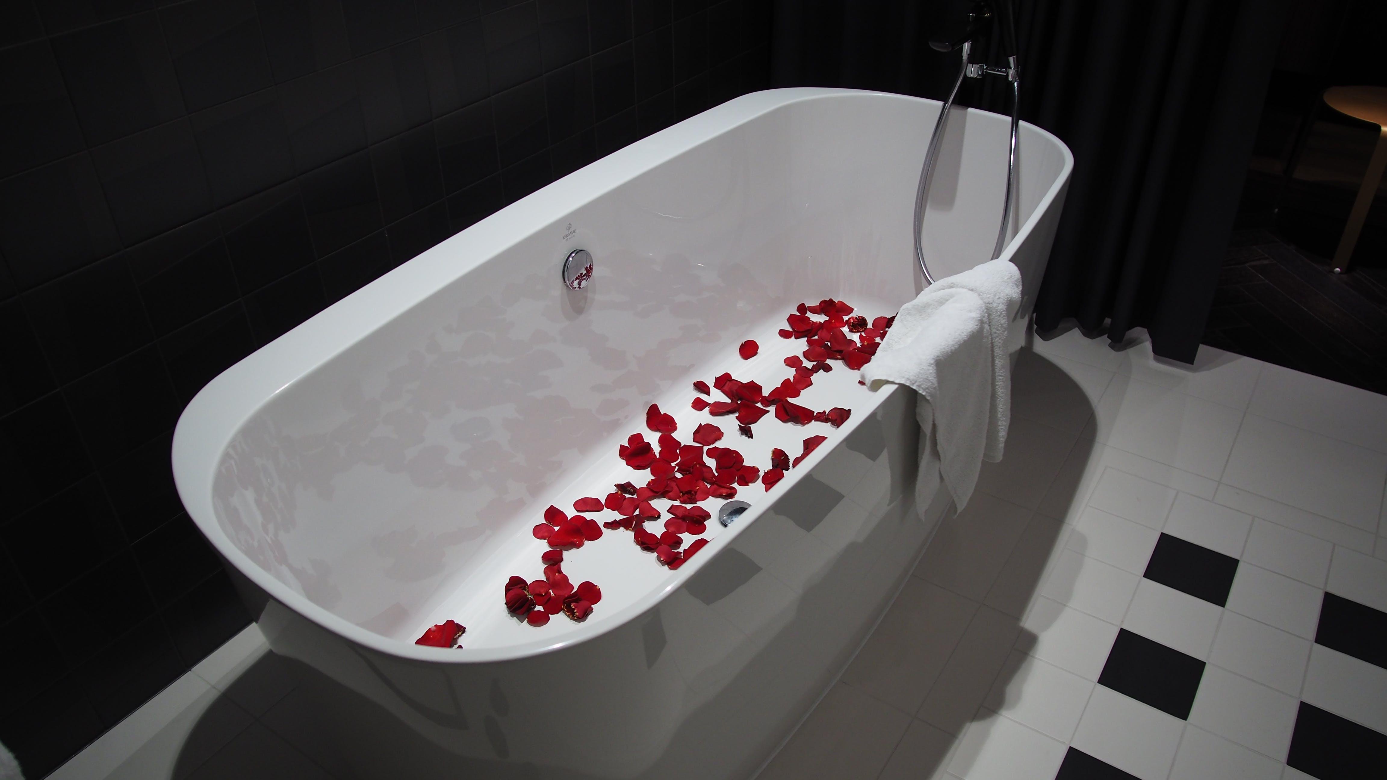Free stock photo of bathroom, bathtub