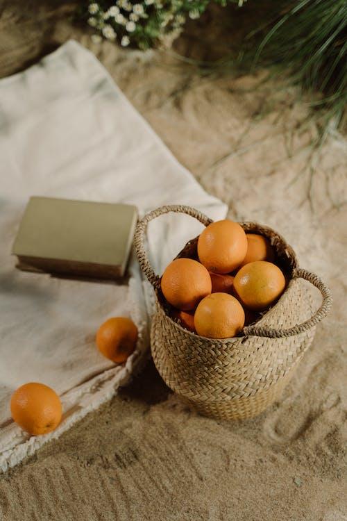 Ilmainen kuvapankkikuva tunnisteilla appelsiinit, asetelma, hedelmä