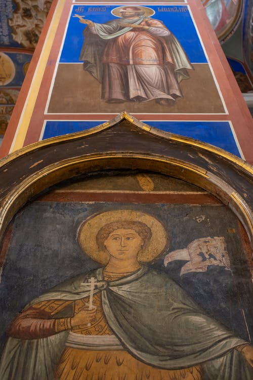 Jesus Christ on Cross Wall Decor