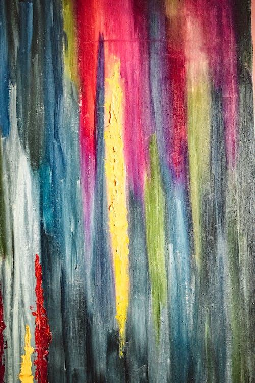 Immagine gratuita di acquerello, acrilico, arte