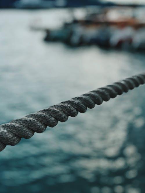 Close Up Shot of a Rope