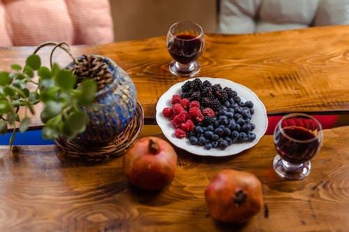 건강식품, 건강한, 고블릿의 무료 스톡 사진