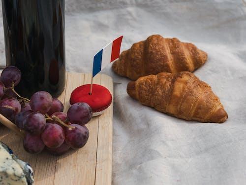 Gratis lagerfoto af bastille dag, brød, croissanter