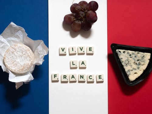 Free stock photo of bastille day, blue cheese, camembert