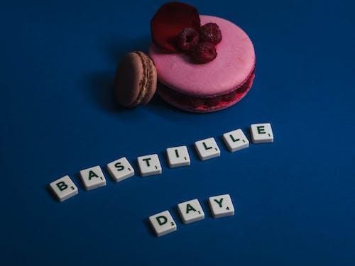 Free stock photo of bastille day, blue background, celebration