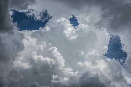 Foto stok gratis awan, biru, langit, pexels
