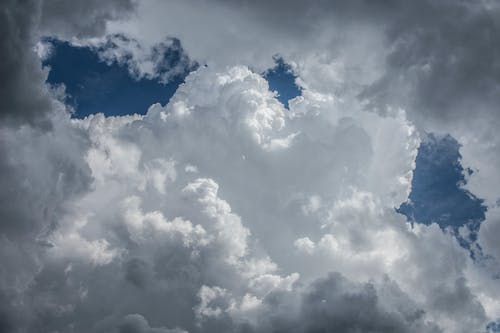 Kostenloses Stock Foto zu blau, himmel, pexels, wolken